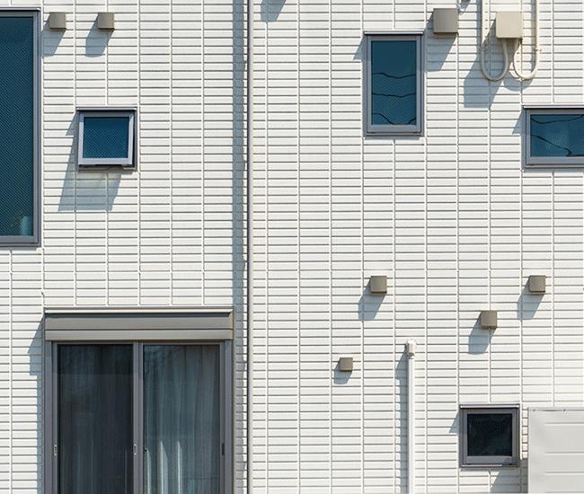 外壁通気構法で求められる住宅品質vol.9「防水シートの重ね位置における設備貫通部の雨仕舞」